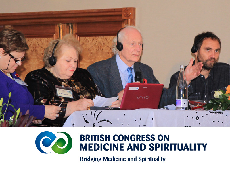 4th British Congress on Spirituality and Medicine 2013